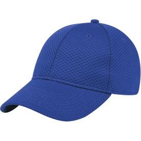 Branded Sports Mesh Cap