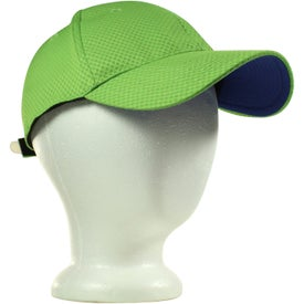 Sports Mesh Cap Branded with Your Logo