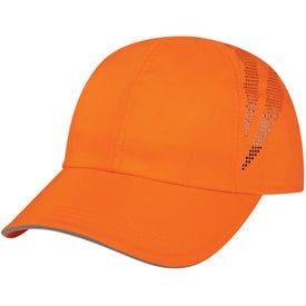 Sports Performance Sandwich Cap with Your Slogan