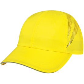 Sports Performance Sandwich Cap for Advertising