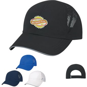 16f860896d0 Promotional Sports Performance Sandwich Caps with Custom Logo for ...