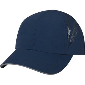 Printed Sports Performance Sandwich Cap
