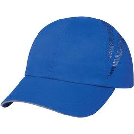 Branded Sports Performance Sandwich Cap