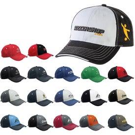 Sportsman Tri Color Cap