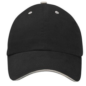 Staycation Cap Imprinted with Your Logo