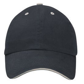 Imprinted Staycation Cap