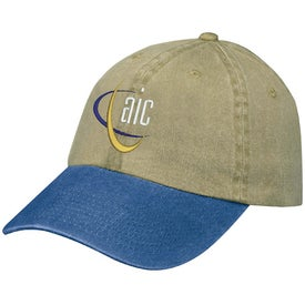 Stonewashed Cap for Promotion