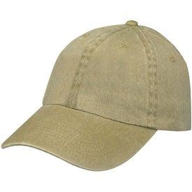Promotional Stonewashed Cap