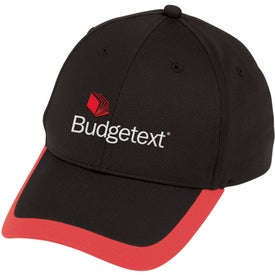Customized Structured Soft-Tek Work Out Cap