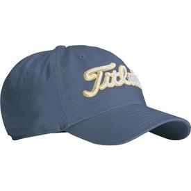 Logo Titleist Unstructured Garment Washed Cap