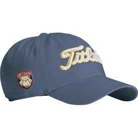 Titleist Unstructured Garment Washed Cap Printed with Your Logo