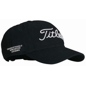 Titleist Unstructured Chino Twill Cap for Advertising