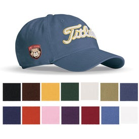 Titleist Unstructured Chino Twill Cap