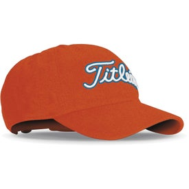 Titleist Unstructured Chino Twill Cap for Your Organization
