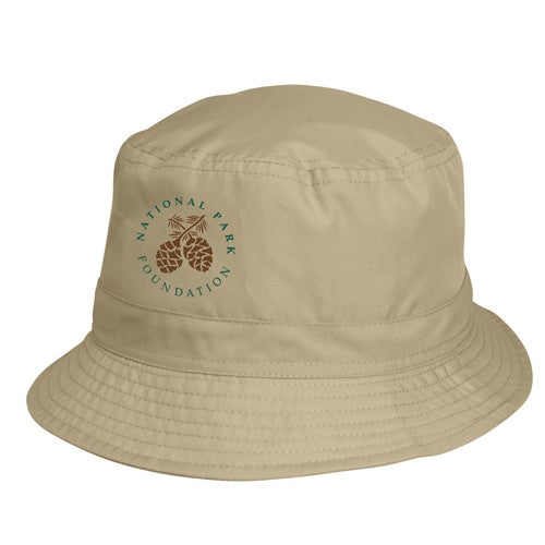 Totes Men's Bucket Rain Hat