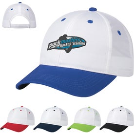 Two-Tone Leisure Cap