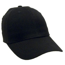 Unconstructed Heavy Brushed Cotton Cap for Customization