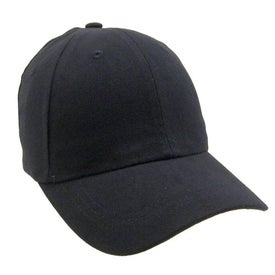 Personalized Unconstructed Heavy Brushed Cotton Cap