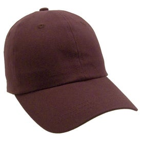 Company Unconstructed Heavy Brushed Cotton Cap