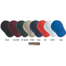 Advertising Unconstructed Heavy Brushed Cotton Cap