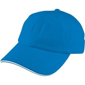 Unstructured Sport Sandwich Cap for Your Organization