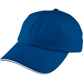 Personalized Unstructured Sport Sandwich Cap