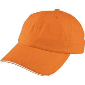 Unstructured Sport Sandwich Cap for Your Organization