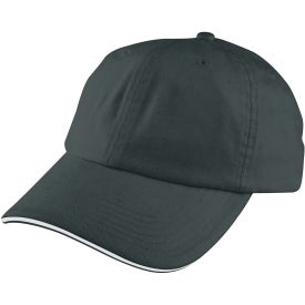 Unstructured Sport Sandwich Cap with Your Logo