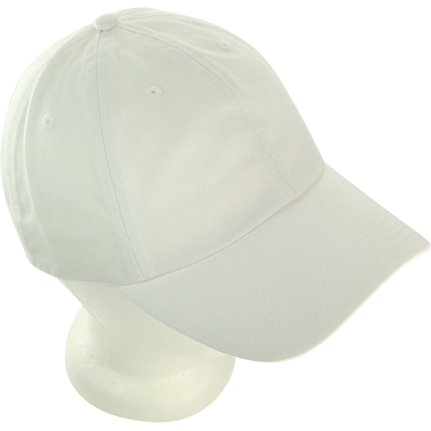 Promotional Valucap Biowashed Unstructured Caps With Custom Logo