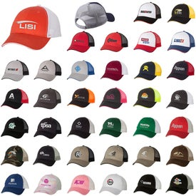Valucap Sandwich Trucker Caps (Unisex)