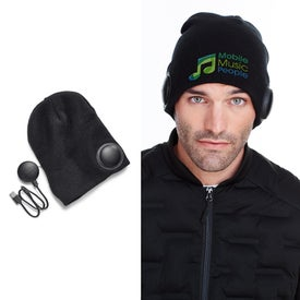 Vox Beanies with Wireless Earphones (200 mAh, Unisex)