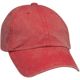 Washed Cap for Your Church