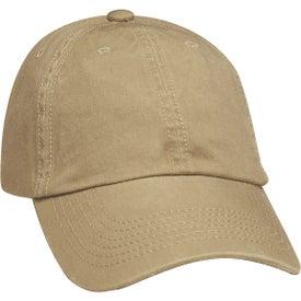 Custom Washed Cap