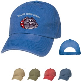 Washed Cap for Your Organization