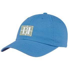 Promotional Washed Chino Cap