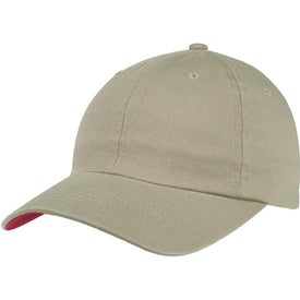 Washed Chino Cap Giveaways