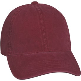 Company Washed Cotton Cap