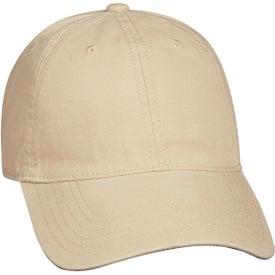 Custom Washed Cotton Cap