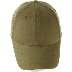 Washed Cotton Cap for your School