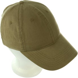 Advertising Washed Cotton Cap