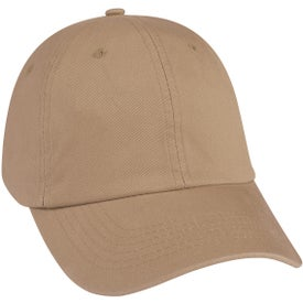 Promotional Washed Cotton Caps