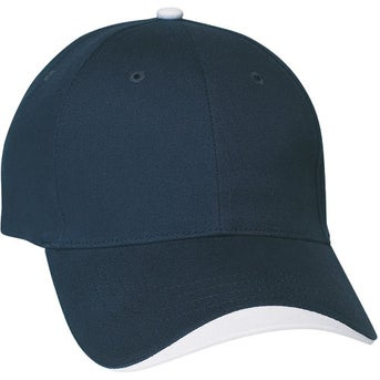 SAVE BIG on Wave Sandwich Caps Printed with Your Logo  Only