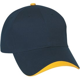 Wave Sandwich Cap for Your Organization