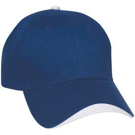 Wave Sandwich Cap for Promotion