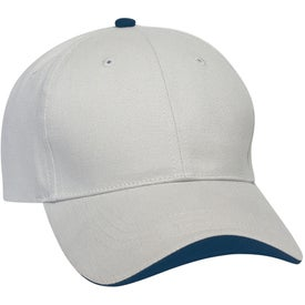 Wave Sandwich Cap Printed with Your Logo