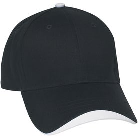 Wave Sandwich Cap with Your Logo