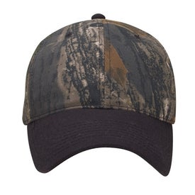 Waxed Visor Cap for Promotion