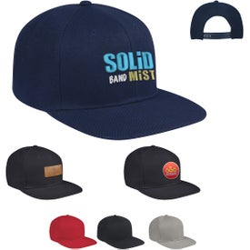 What's Up Snapback Cap