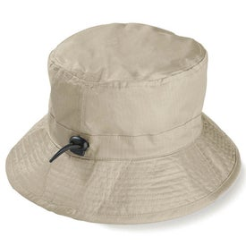 Wide Brim Hat for Advertising