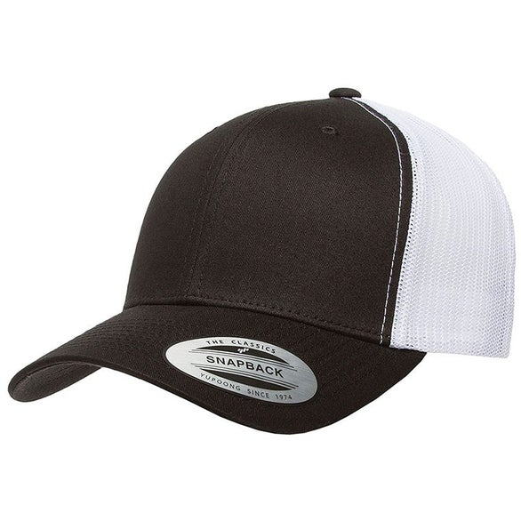Promotional Flat Bill Trucker Caps with Custom Logo for  2.92 Ea. 1dda87d237e7